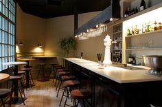La barra. El Filete Ruso. Barcelona