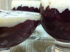 Imagem da receita Sagu de uva