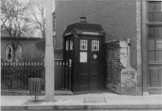 Police Uniforms, Police Box, Dalek, Old London, Blue Box, Tardis, Law Enforcement, Historical Photos, Doctor Who
