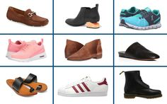 630891373 21 Pairs of Travel Shoes Travel + Leisure Editors Always Pack