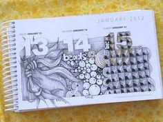 Open Seed Arts: January 2012