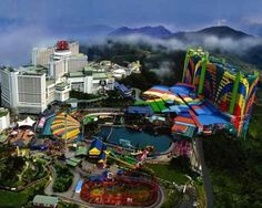 Casino& World of Entertainment in Malaysia - Genting Highland ~~