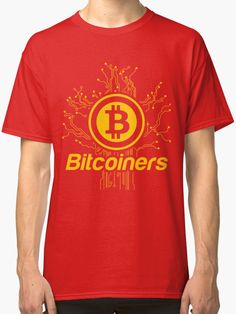 Creative Bitcoin Network by Gordon White   Classic Tshirt for Men Available in All Sizes @redbubble  ---------------------------  #redbubble #bitcoin #btc #sticker #classictshirt #tshirt #tee #clothing #apparel  ---------------------------  https://www.redbubble.com/people/big-bang-theory/works/25889584-creative-bitcoin-network?asc=u&p=classic-tee&rel=carousel