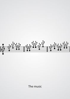 the music.