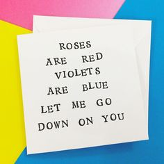 A new rudey Valentine's Day card added, take a look