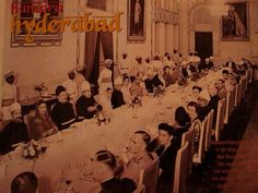Dinner at Faluknuma History Icon, History Of India, Historical Pictures, Hyderabad, Princesses, Royals, Punch, Ali, Families
