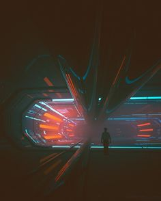 "9,731 Likes, 43 Comments - beeple (@beeple_crap) on Instagram: ""XEON.FUTURE #everyday #cinema4d #c4d #3d"""