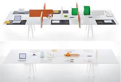 Bouroullec - Joyn office system - 2002