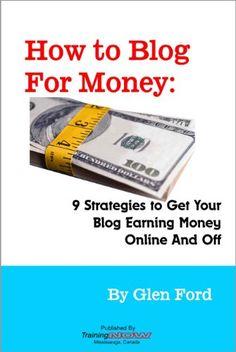 Wondering if your blog will ever make money? There are only 9 strategies you can use. Find out what they are in this book. O̶n̶ ̶9̶9̶c̶e̶n̶t̶ ̶c̶o̶u̶n̶t̶d̶o̶w̶n̶ ̶p̶r̶o̶m̶o̶t̶i̶o̶n̶ ̶(̶U̶S̶ ̶&̶ ̶U̶K̶)̶ ̶t̶h̶i̶s̶ ̶w̶e̶e̶k̶e̶n̶d̶. Also Free on KU. Oops ... sorry folks it's on countdown sale NEXT weekend (Aug 10). How to Blog for Money: 9 Strategies to Get Your Blog Earn... https://www.amazon.com/dp/B008D2ZMSC/ref=cm_sw_r_pi_dp_U_x_.hgzBbD1CDB94