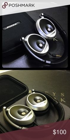 BOSE 🎧 Great condition BOSE HEADPHONES 🎧. Brand new of this will cost you hundreds of dollars. Comes with the original case. BOSE Accessories