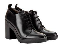 Alexander Wang Jana Leather Oxfords