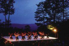 Berkshire Summer Festivals, Massachusetts, USA