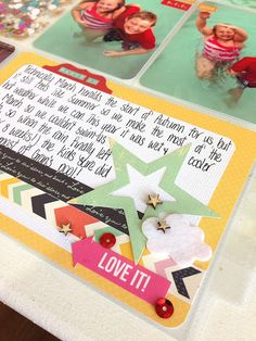 Project Life journaling card by Karen M. Andersen (more on her blog)