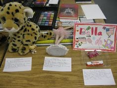 Third Grade Thinkers: Me Museum Project