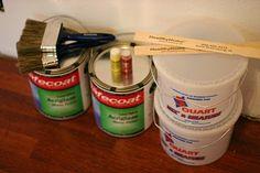 Waldorf lazure painting tutorial (Still in process)