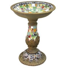 This birdbath is expensive, but kind of awesome!