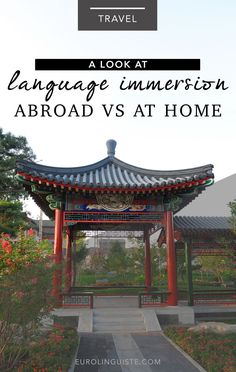 Insight on the difference between learning a language abroad vs. learning it back home. Great perspective for students after study abroad who want to maintain their language skills and keep learning their foreign language.