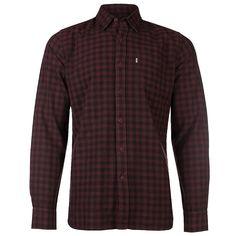 LEVI`S Sunset 1 pocket shirt, red