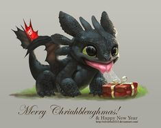 Toothless by Silverfox5213