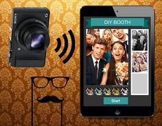 Diy booth build your own photo booth app for ipad i do 3 turn every ipad into a perfect photo booth the app uses your front cam or prom ideasphoto solutioingenieria Gallery