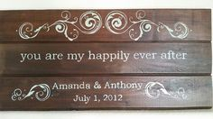 These are gifts done from my husbands EddiesWoodWorking, reclaimed wood and I did all the hand painting.