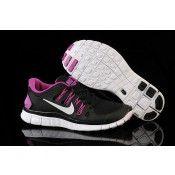 quality design 6857d 56561 Grossiste nike free 5.0 v2 homme chaussures de noir de cours et pourpre  soldes pas cher outlet 2014