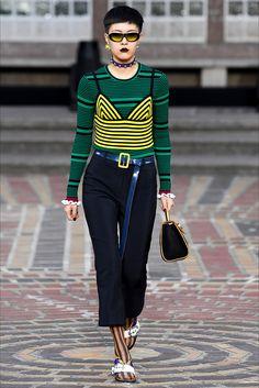 Kenzo Parigi - Spring Summer 2018 Ready-To-Wear - Shows - Vogue.it