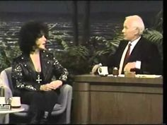 Elizabeth Taylor on Johnny Carson. Here's Johnny, Johnny Carson, Dean Martin, Good Ole, Elizabeth Taylor, Tvs, Movies And Tv Shows, Movie Tv, Memories