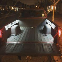S10 Pickup, Bed Lights, Kit, Bedside Wall Lights