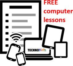 Receive free computer lessons each month by email. Download the assignments and resources. http://www.technokids.com/free-computer-lessons-for-kids.aspx
