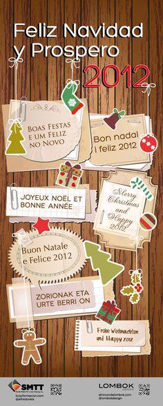 Feliz Navidad #infografia #infographic