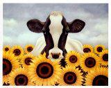 More cow art