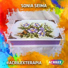 #Acrilexterapia por Sonia Seima