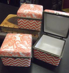 These cute ceramic Bossa Nova boxes are such a great little pressie for Mothers Day. $19.95