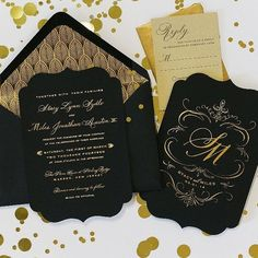 Wedding invitation idea; Featured Invitations: Southern Fried Chicken