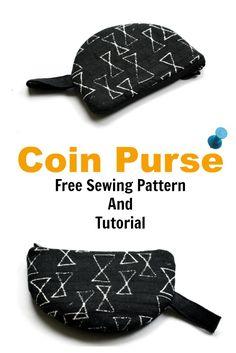 Coin Purse Sewing Tu...