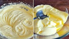 The most delicious homemade vanilla cream – best recipe – Typical Miracle Frosting, Icing, Hungarian Recipes, Homemade Vanilla, Vanilla Cream, Tart, Bakery, Good Food, Food And Drink