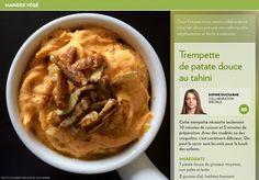 Deux fois par mois, notre collaboratrice vous fait découvrir une nouvelle recette végétarienne et facile à exécuter.