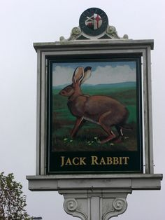 An attractive pub sign from Derriford near Plymouth in Devon