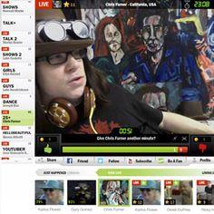 Nuevo rival de YouTube se llama YouNow está super cool - http://www.entuespacio.com/nuevo-rival-de-youtube-se-llama-younow-esta-super-cool/