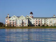 Disney's Saratoga Springs Resort & Spa Photo Gallery