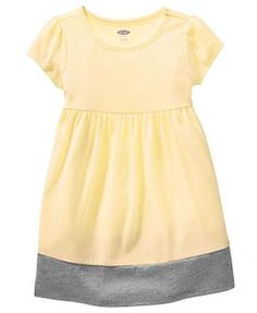 yellow girls dress http://rstyle.me/~4bZ52