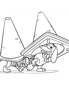 Dibujos para Colorear Toy Story 6