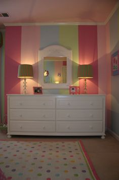 Little Girl's Dream Room from HGTV Rate My Space >> http://www.roomzaar.com/rate-my-space/Girls-Rooms/Little-girls-paradise/detail.esi?oid=17327843