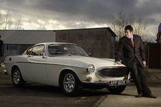 TV's Mike Brewer reveals how his rusty old Volvo was transformed into a gorgeous replica of his boyhood hero Simon Templar's car. Wheeler Dealers, Classy Cars, S Car, Car Photos, Porsche 911, Volvo, Saints, Google, Style