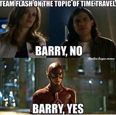 Stupid Funny Memes, Funny Relatable Memes, Funny Quotes, Tv Quotes, Funny Posts, Supergirl Dc, Supergirl And Flash, The Flash Quotes, Dc Comics