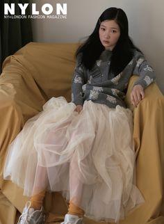 다이아(DIA) 정채연 감각적인 느낌의 패션 화보 공개시선 집중 #topstarnews