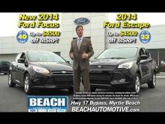 Beach Automotive November 2013 Beach Ford Commercial