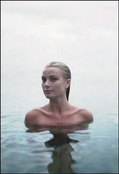 Grace Kelly by photographer Howell Conant.