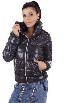 Модерно дамско яке